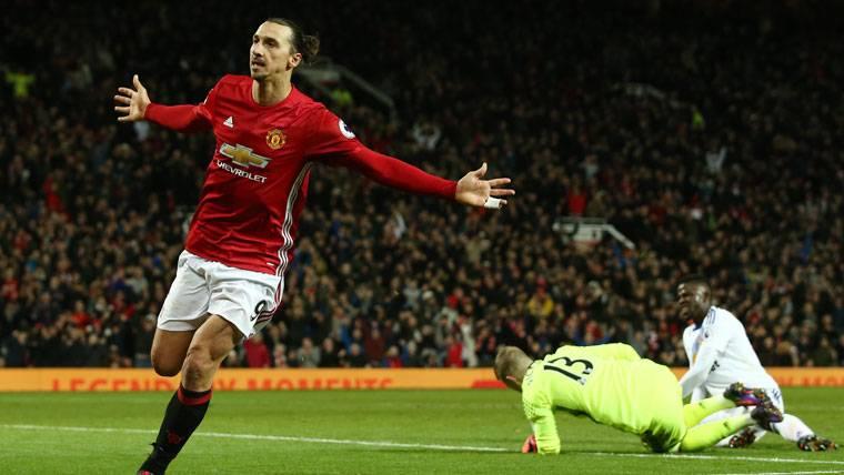 El Manchester United de Mourinho ya vuela en Inglaterra