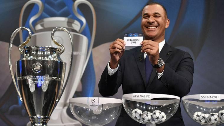 El día y la hora del sorteo de cuartos de final de la Champions ...