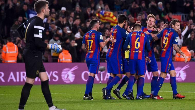"""Más de la mitad de la afición confía en otro """"triplete"""" del Barça"""