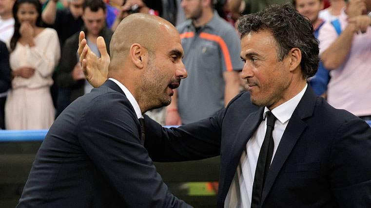 """Guardiola y su Barça: """"Éramos superiores, el azar no influía"""""""