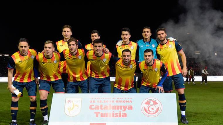 Masip y Sergi Roberto caen en los penaltis con Catalunya