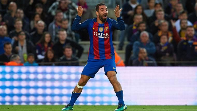 Arda Turan, ¿ante su última oportunidad en el Barça?