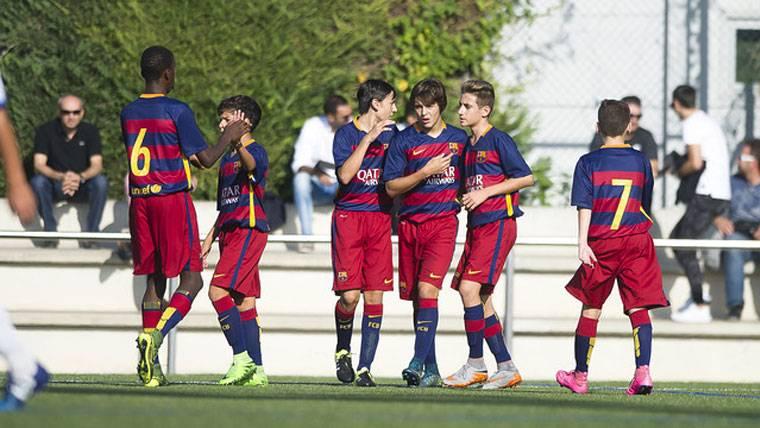 Desorbitadas ofertas del City a tres canteranos del Barça