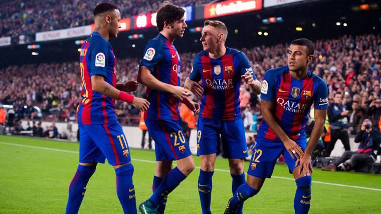 """El """"doble fichaje"""" que planea el Barcelona para este 2017"""