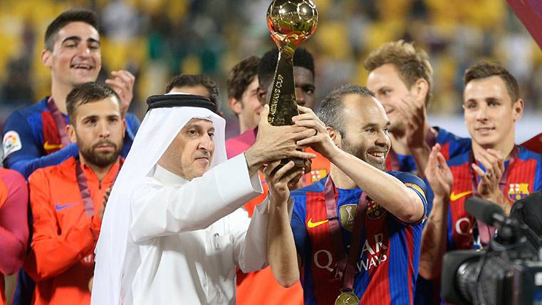 Revelado el plan del FC Barcelona con Andrés Iniesta