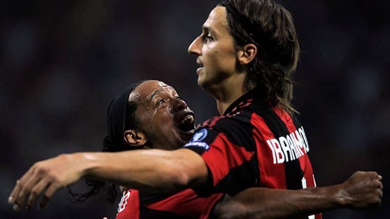 """Ibrahimovic: """"CR7 es fruto del entrenamiento. No es natural"""""""