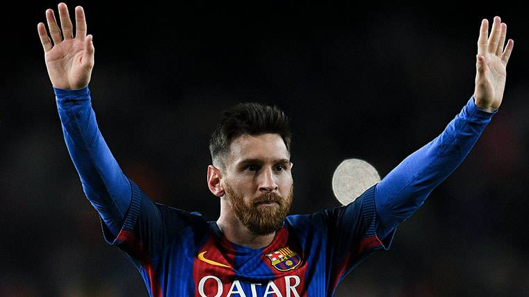 Renovar a Messi, mejor que ganar la Champions para la hinchada