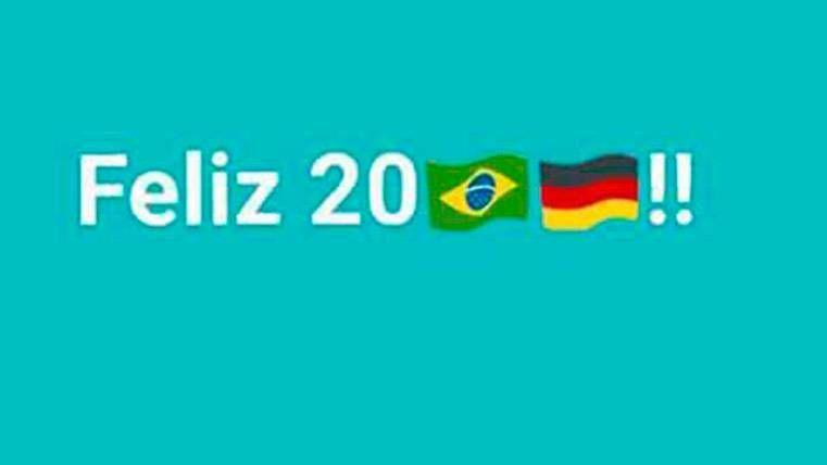 """Kroos """"pica"""" a Brasil con un tuit y Marcelo le pide """"respeto"""""""