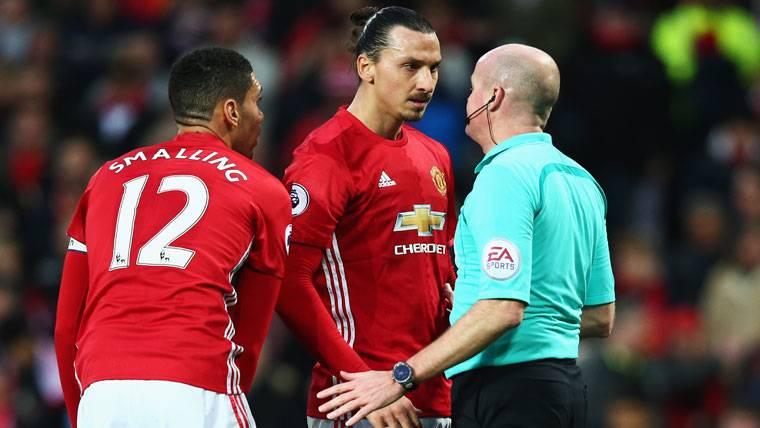 """Nueva """"rajada"""" de Ibrahimovic tras el duelo del United"""