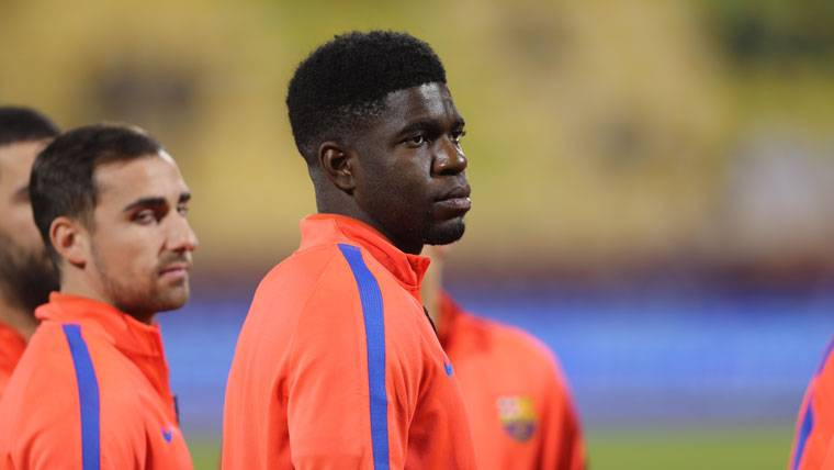 El deseo de Samuel Umtiti para 2017 con el FC Barcelona