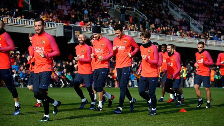 Lista de convocados del FC Barcelona ante el Athletic (Copa)