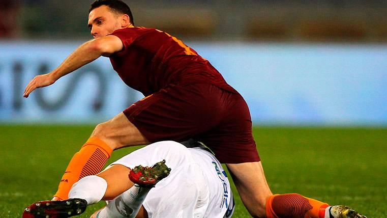 El Torino podría llevarse a Thomas Vermaelen del Barça