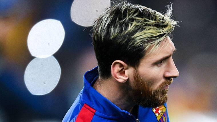 Así está la negociación entre Leo Messi y el FC Barcelona
