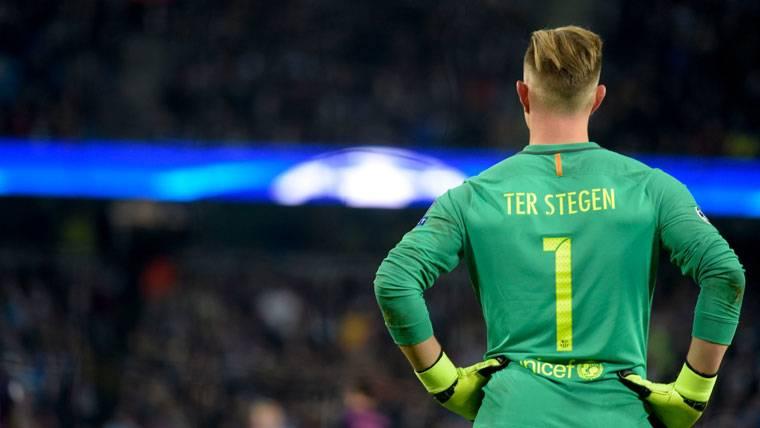 La receta de Ter Stegen para ganar al Atleti y remontar al PSG