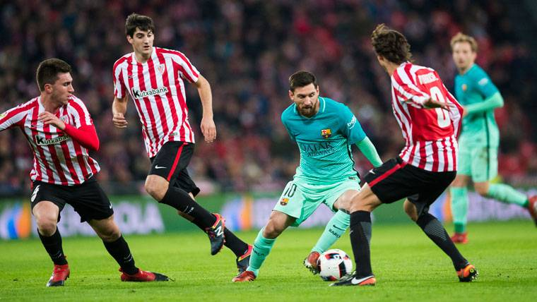 Image result for leo messi with Bilbao