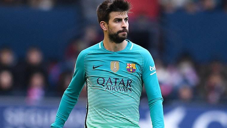 Piqué también cancela un acto para estar con el Barça