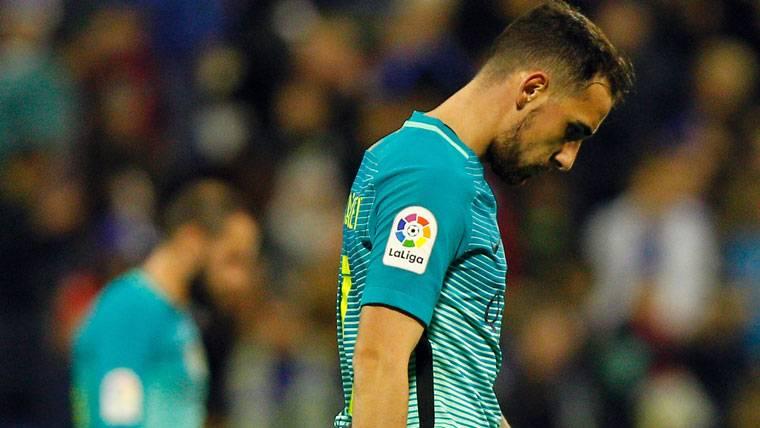 Paco Alcácer tuvo en sus botas el gol del empate en Bilbao