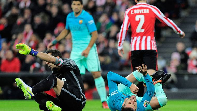 ¡Doble denuncia de los árbitros en contra de Gerard Piqué!