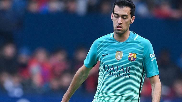 Busquets hace historia y ya está en el TOP 10 del Barça