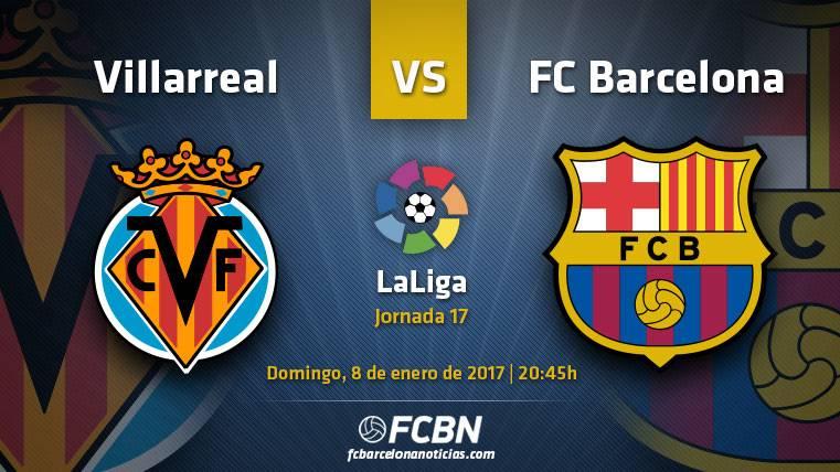 Villarreal-Barça: Con toda la artillería pero sin margen de error