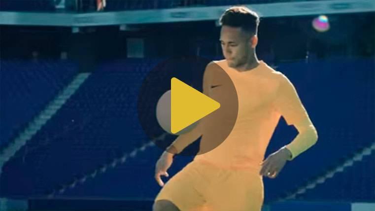 Las ocho jugadas con las que Neymar desafía al mundo