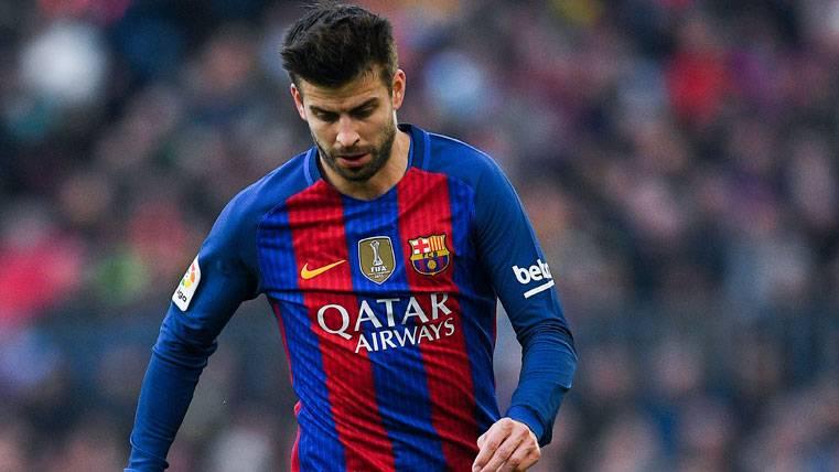 """El Camp Nou pidió la dimisión de Tebas y """"absolvió"""" a Piqué"""