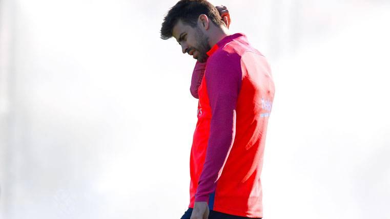 ¡La denuncia a Gerard Piqué puede llegar este lunes!