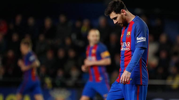 """El caliente """"pique"""" entre Leo Messi y Mateo Musacchio"""