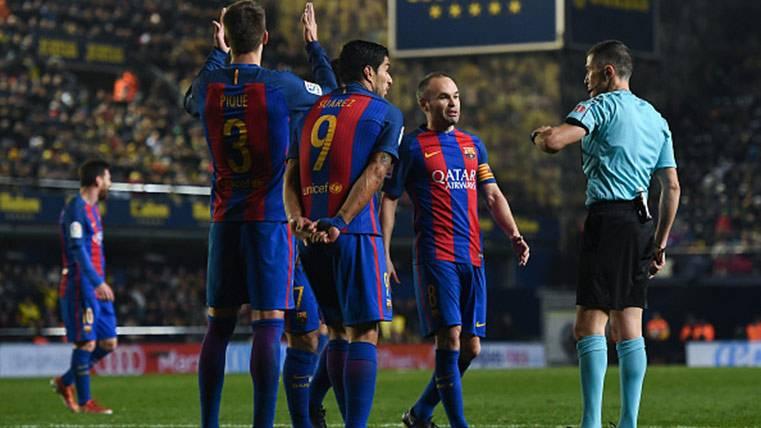 El FC Barcelona se queda a cinco punto del Real Madrid en LaLiga 2016-2017
