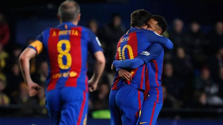 Leo Messi abre un hueco en el Pichichi de LaLiga 2016-17