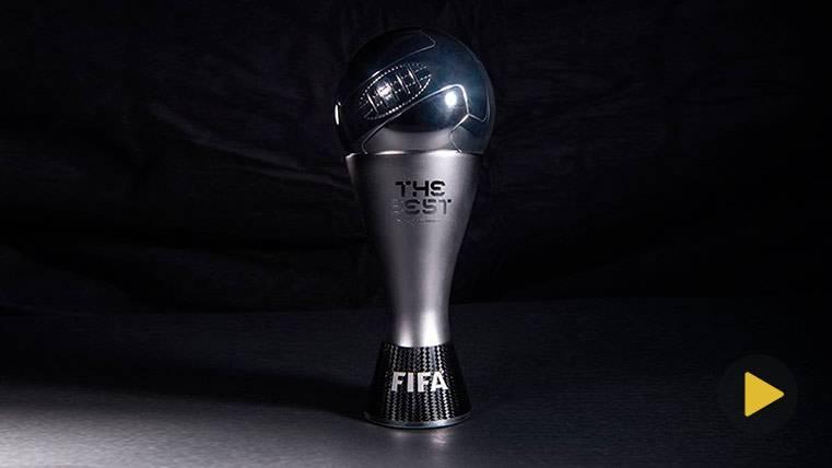 Sigue EN DIRECTO la gala The Best FIFA Football Awards 2016