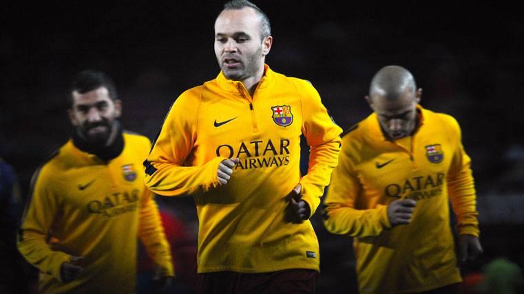 Así disculpó Iniesta la ausencia del Barça en el FIFA The Best