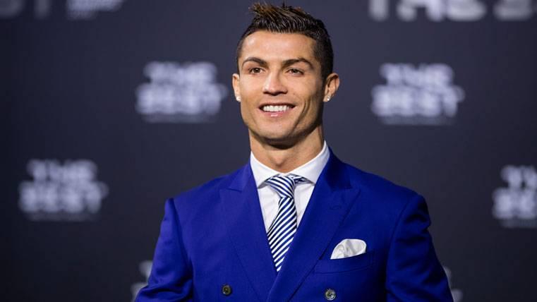 Cristiano Ronaldo, ganador del FIFA The Best 2016