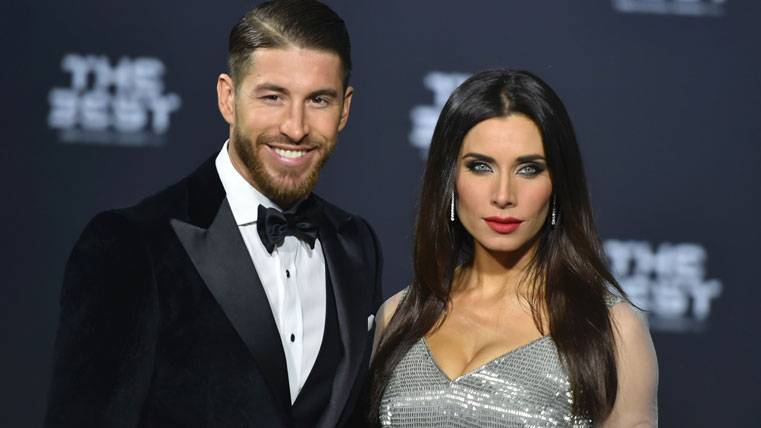 Ramos votó a dos jugadores del Barça y a uno del Madrid