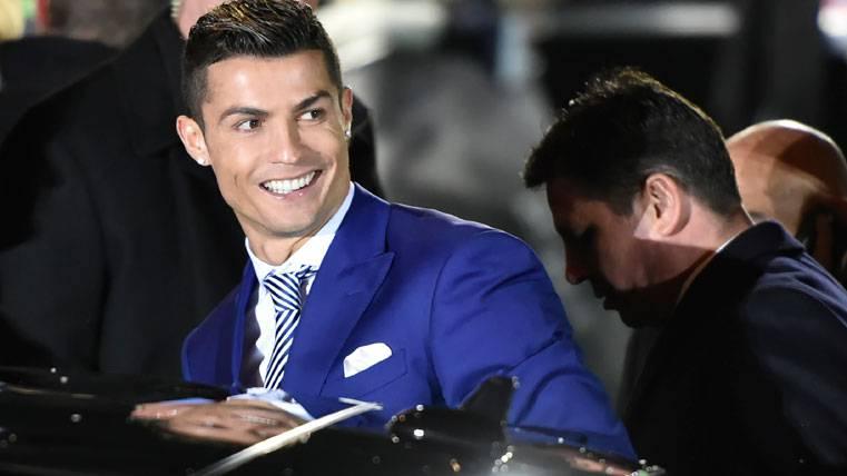 """Cristiano vuelve a las andadas: """"Soy parte de la historia"""""""