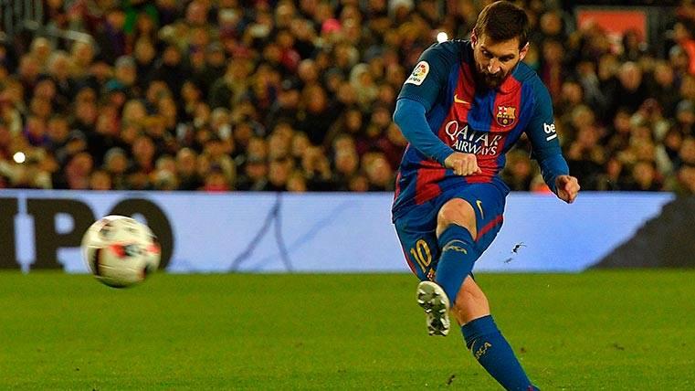 La prensa mundial, otra vez rendida al Rey Mago Leo Messi