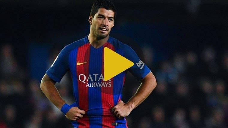 """Luis Suárez, directo: """"A Messi lo que hay que hacer es renovarle"""""""