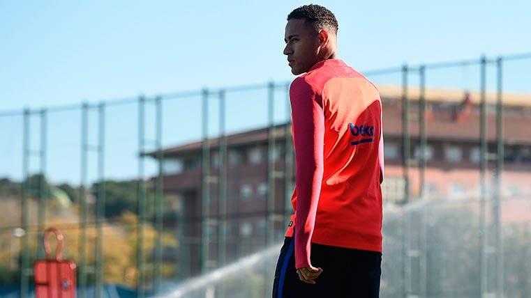 Sepa por qué Neymar no estuvo en el entreno del Barça