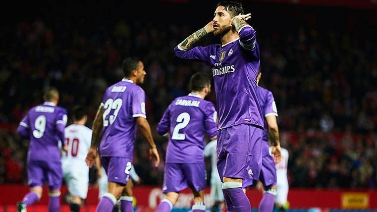 14 provocaciones de los jugadores del Madrid esta 16-17