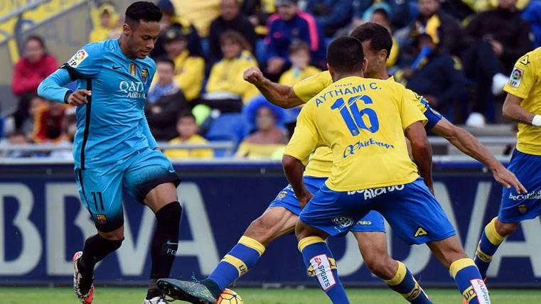 ¿Volverá a perjudicar el arbitraje al Barça ante Las Palmas?
