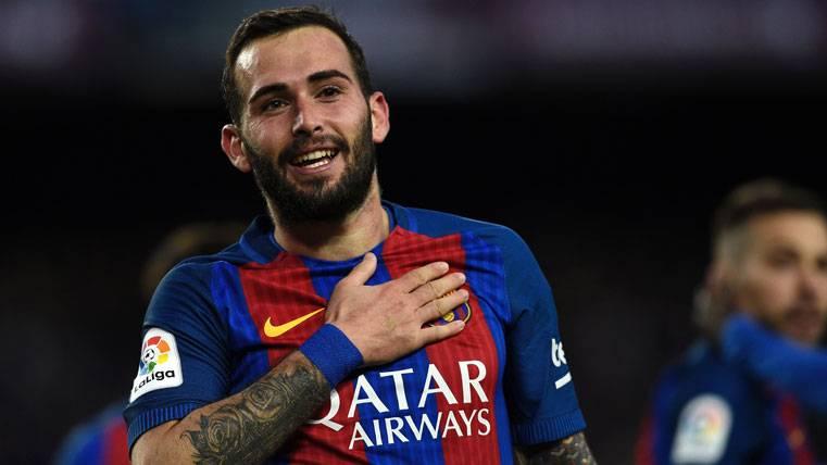 La reacción de Luis Enrique a la alegría de Vidal tras el gol