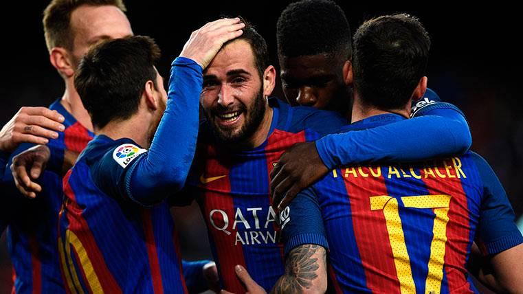 Los cuatro jugadores que no han marcado todavía con el Barça