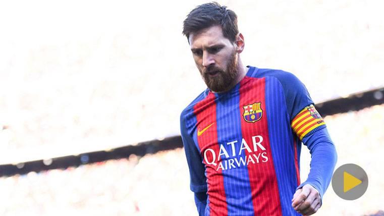 CRACK: ¡Messi estuvo a punto de marcar un gol olímpico!