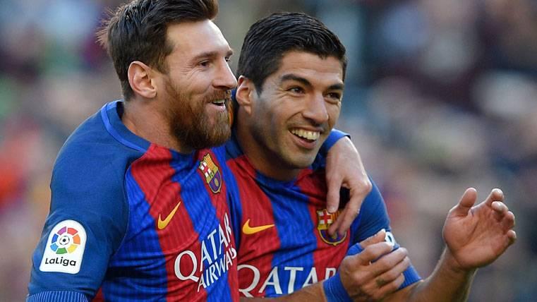 """""""Leo Messi es feliz, solo hay que mirarle a los ojos"""""""