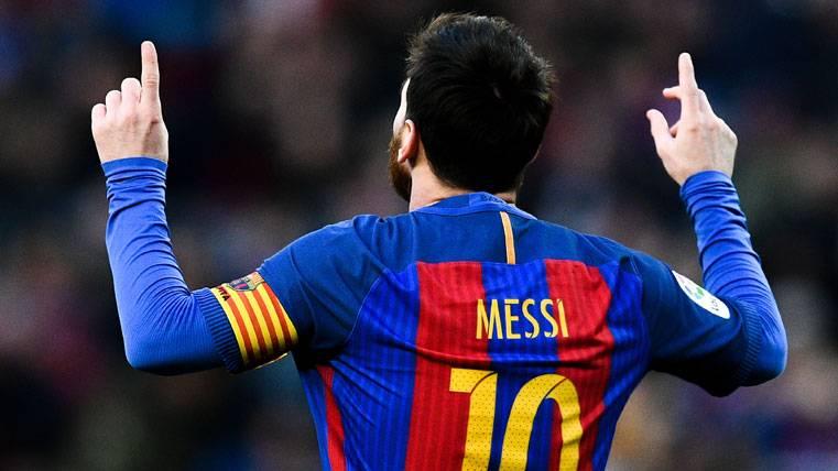 El amor entre el Barça y Messi, explicado por Mascherano
