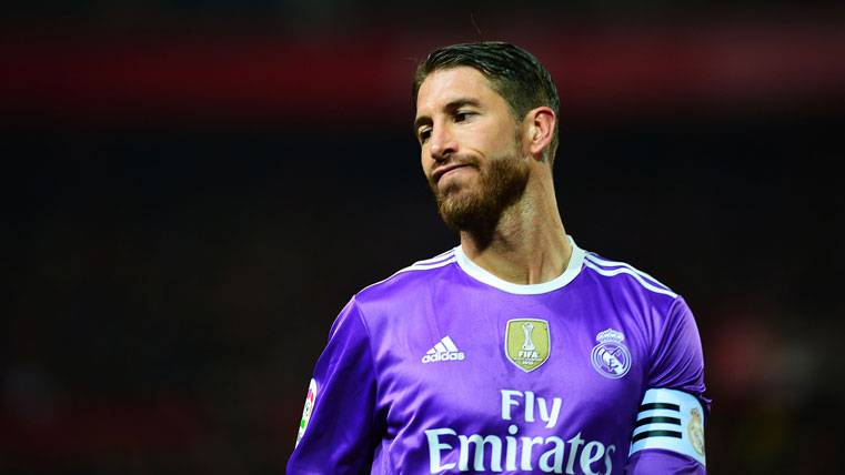 """Ramos: """"Este fue uno de mis mejores partidos en Sevilla"""""""
