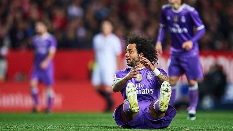 Y colorín colorado, la racha del Real Madrid se ha acabado