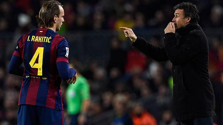 Los 4 importantesmomentos de Rakitic en el Barça