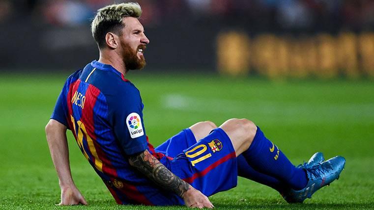 Así evoluciona Leo Messi de sus problemas con la pubalgia