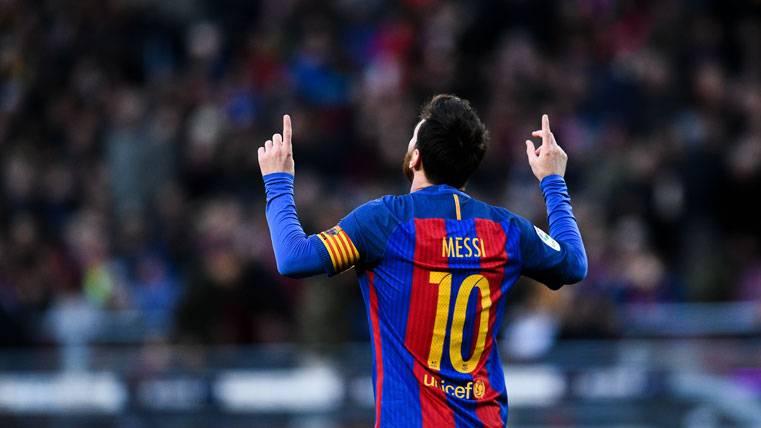 """Messi, uno de los cinco """"Top-100"""" que todavía no ha renovado"""